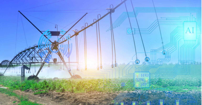 Otimize a irrigação utilizando sistemas de precisão